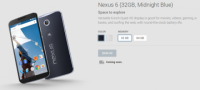 Nexus 6 и Nexus Player появились в Google Play Store