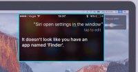 Siri проболталась: голосовой помощник Apple появится на Mac