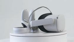 Выяснились характеристики и внешний вид автономного VR-шлема Oculus Quest 2