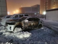 Росстандарт организует проверку китайских иномарок, горевших в морозы