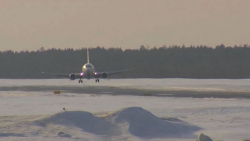 Новые данные по неудачной посадке самолета в Сургуте: ребенок – в больнице