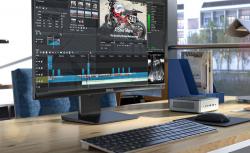 Неттоп MINISFORUM TL50 оснащён процессором Intel Tiger Lake с графикой Iris Xe