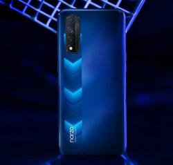 "Смартфон Realme Narzo 30 с 6,5"" экраном Full HD+ дебютирует 18 мая"