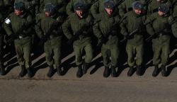 Осенний призыв стартовал. В армию пойдут 600 сургутских срочников