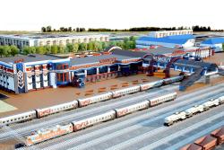 Реконструкция вокзала в Сургуте окончится на четыре года позже